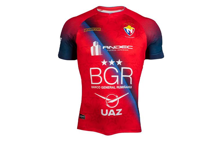 Camiseta Oficial Club Nacional
