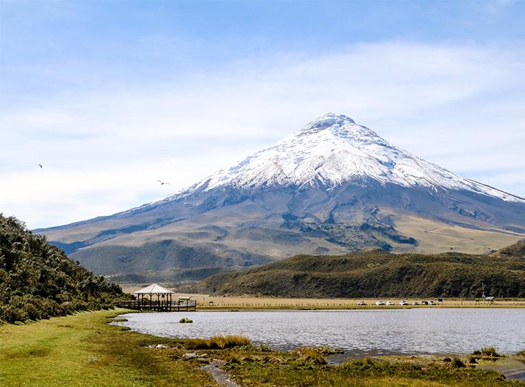 Excursión de volcanes