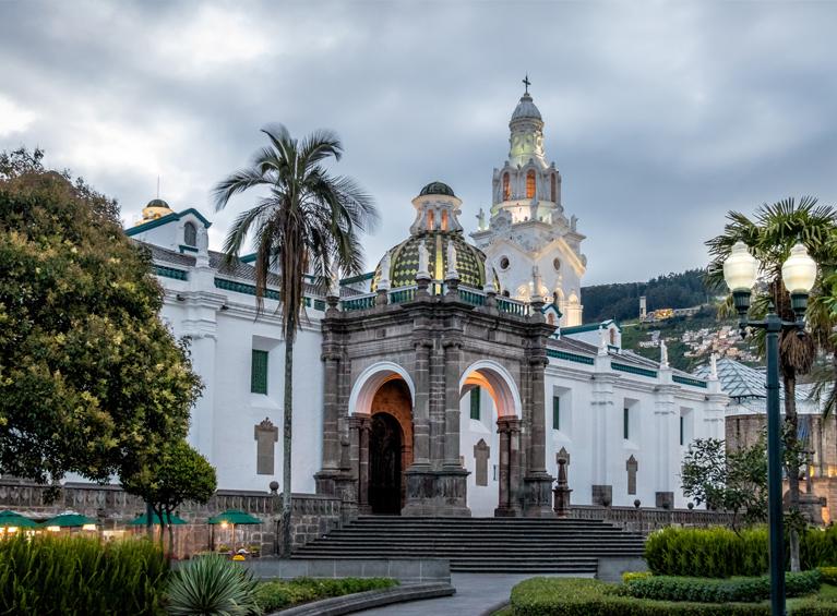 Quito y sus alrededores