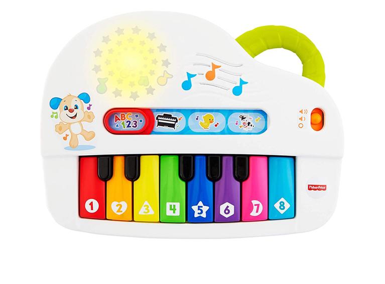 Piano Silly con sonidos divertidos