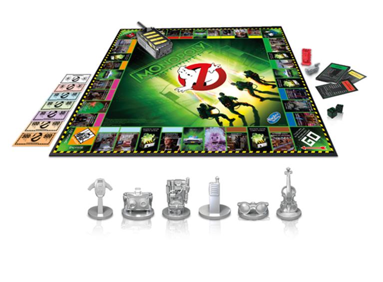 Juego Monopolio Ghostbusters