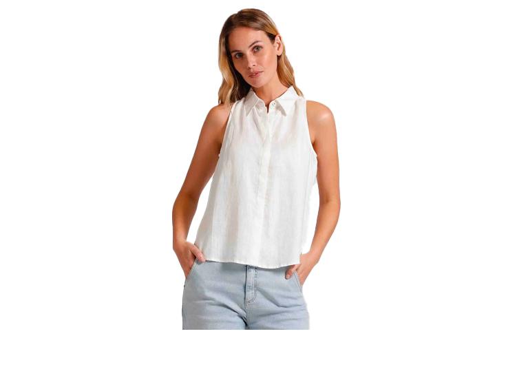 Camisa básica sin mangas Chevignon
