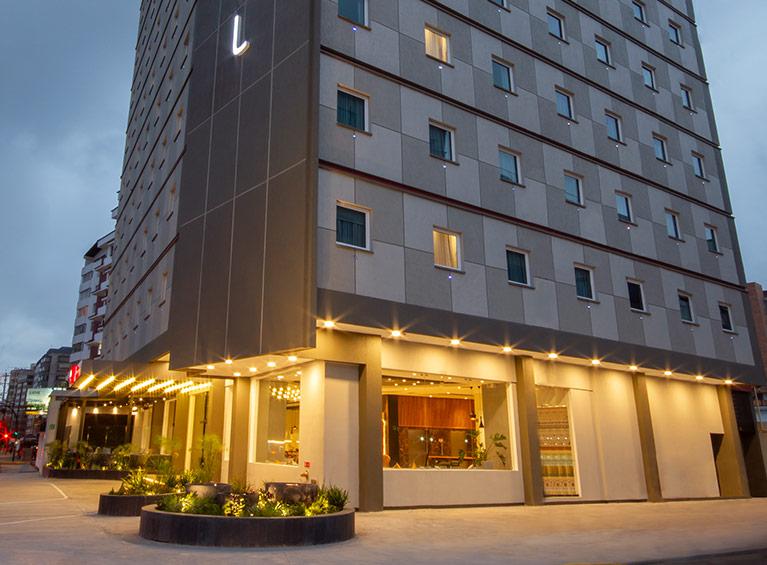 Hotel Ibis Pareja