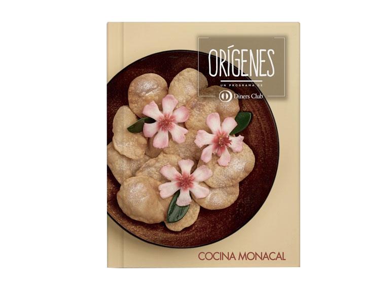 Libro Cocina Monacal