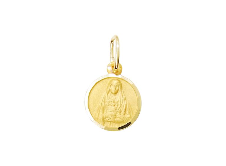 Medalla de la Virgen Dolorosa