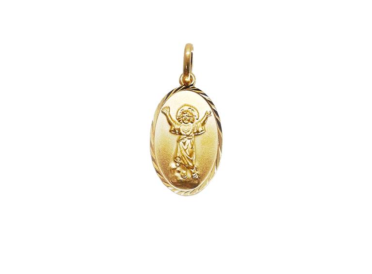 Medalla del Divino Niño