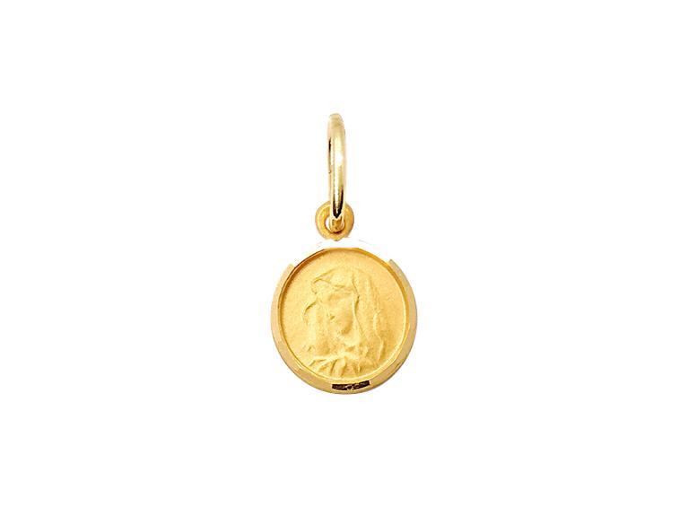 Medalla de la Virgen María