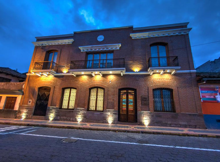 Hotel Otavalo Pareja