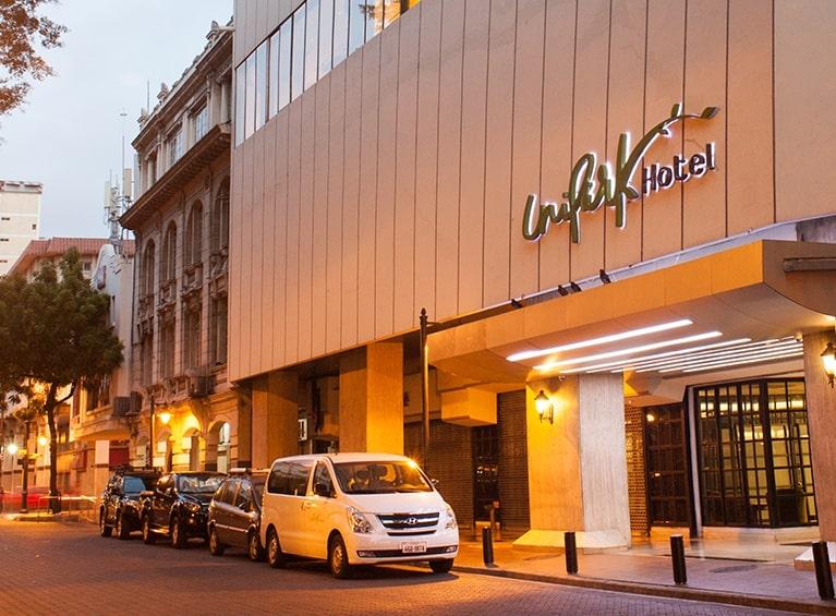 Hotel Unipark Familia
