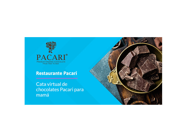 Cata virtual chocolate Pacari