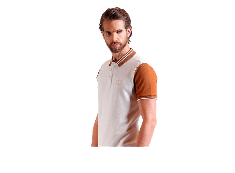 Camiseta Polo Sporty Blocks