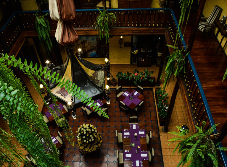 Hotel Los Balcones Pareja