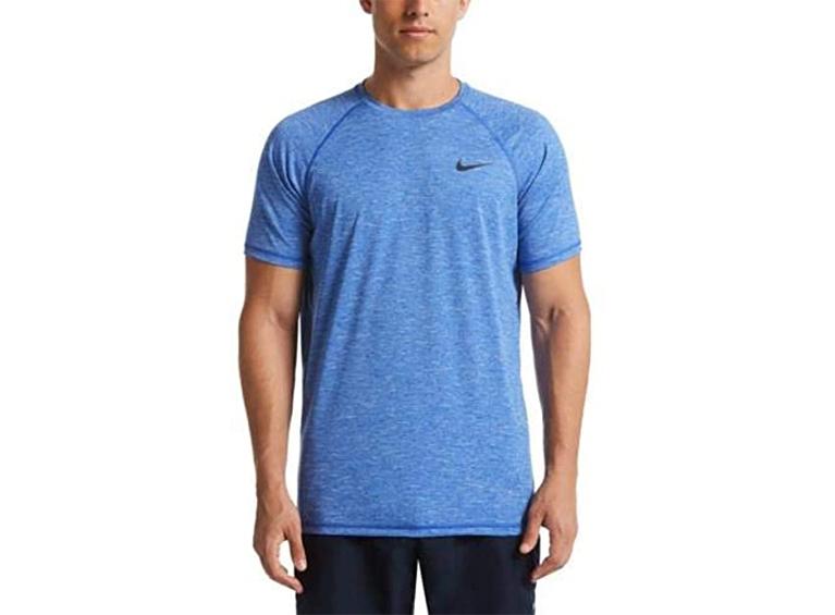 Camiseta Nike Heather Hydroguard