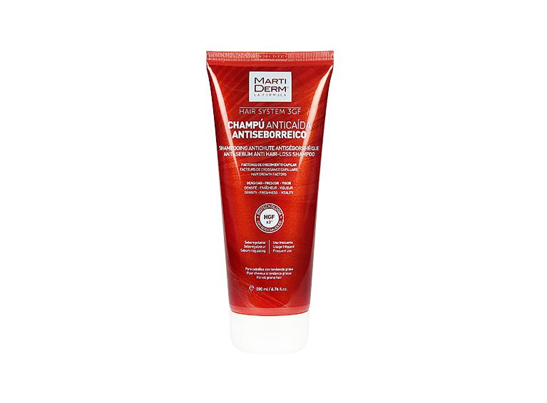 Shampoo anti caida antiseborreico