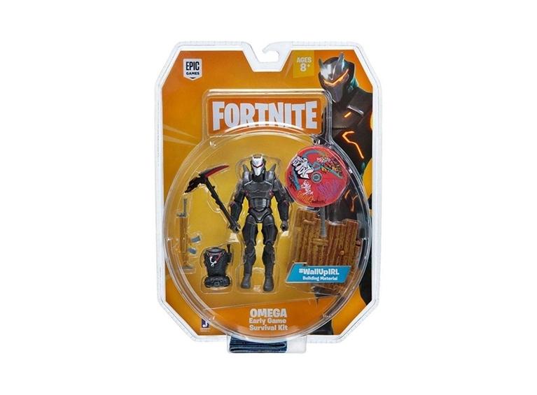 "Figura 4"" Fortnite articulada omega"