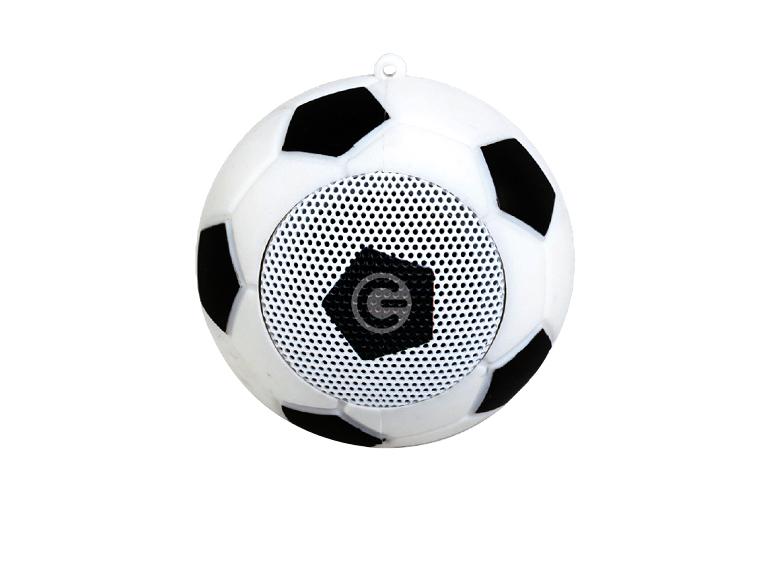Soccerball Speaker