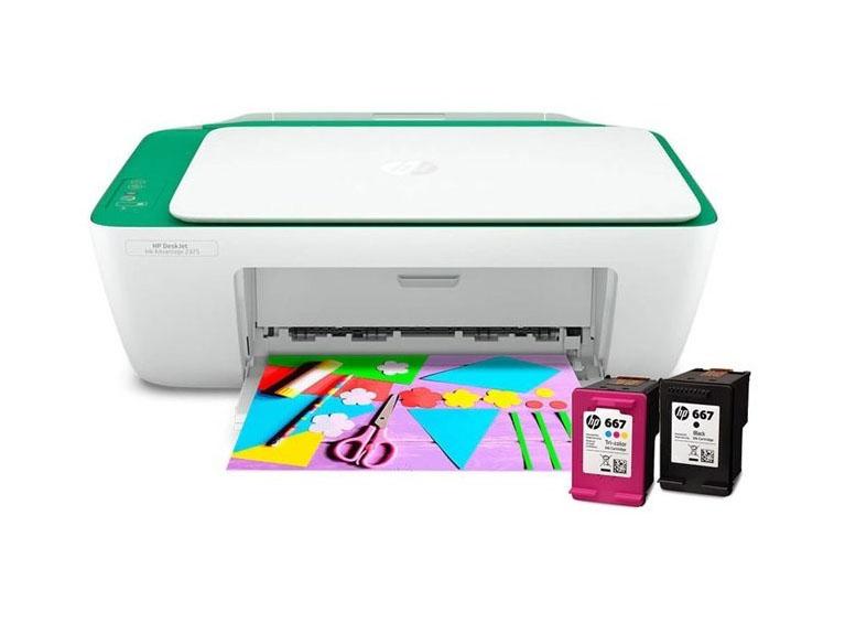 Impresora multifunción DeskJet 2375