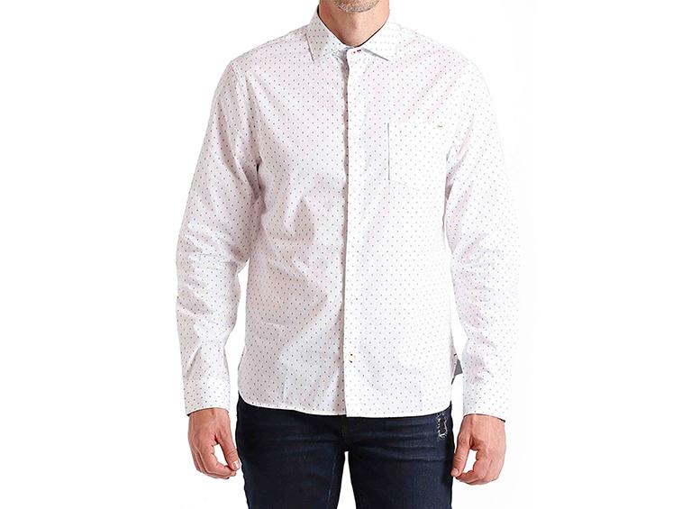 Camisa mini print