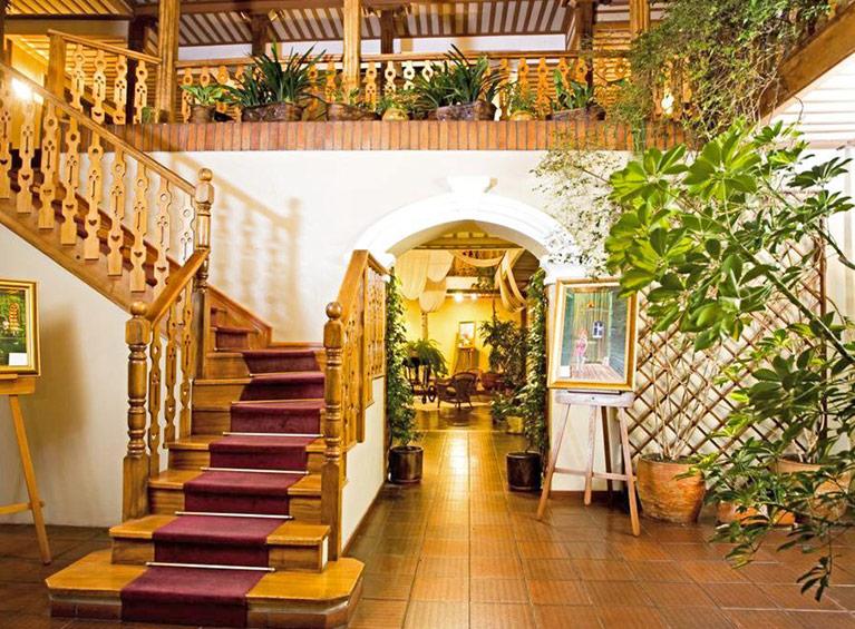 Hotel Carvallo Familia