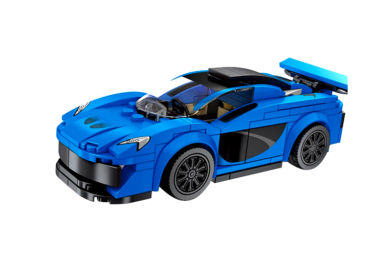 Speed car champion