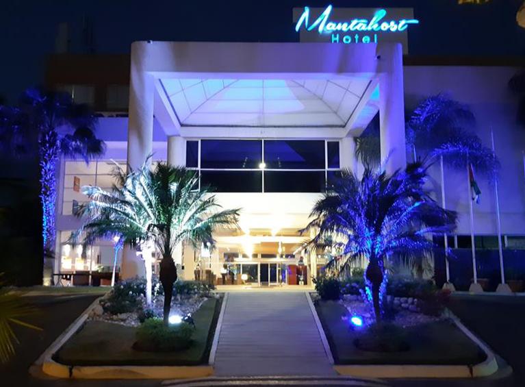 Hotel Mantahost Familia