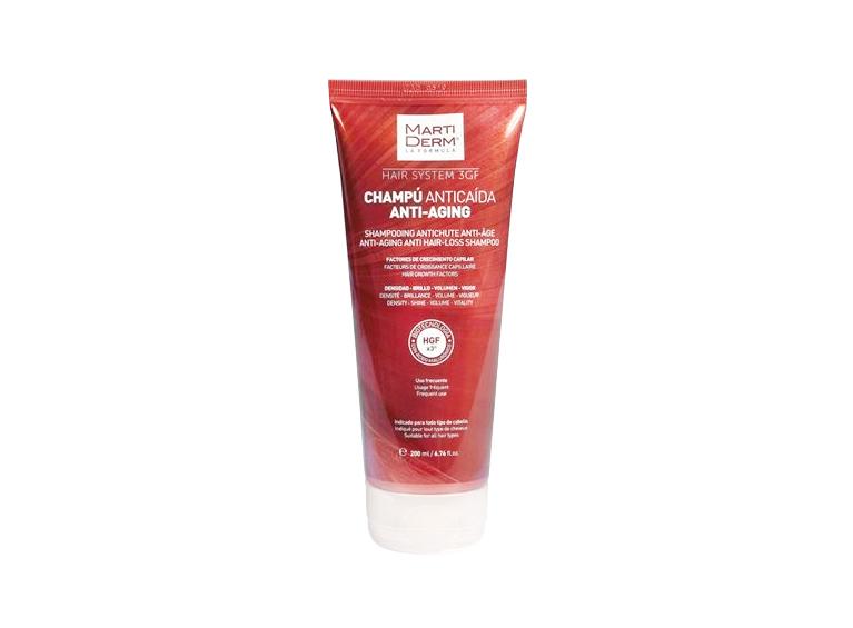 Shampoo anti caida anti aging