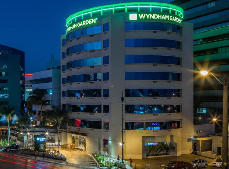 Hotel Wyndham Garden Guayaquil Pareja