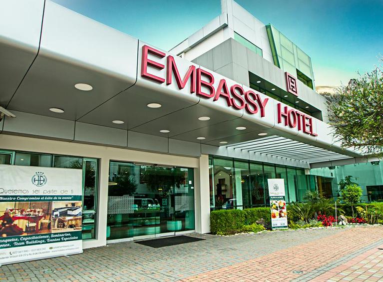 Hotel Embassy Ejecutivo