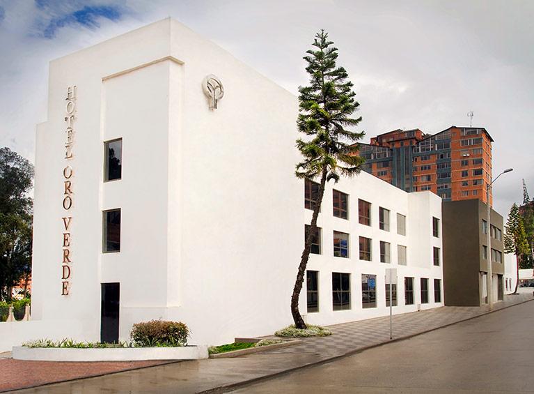 Hotel Oro Verde Cuenca Pareja