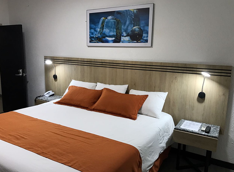 Hotel Mar Azul Pareja