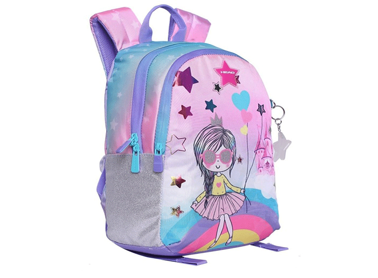 Mochila Princess en degrade