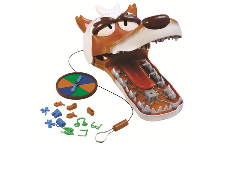 Juego de Mesa Toothy Wolf