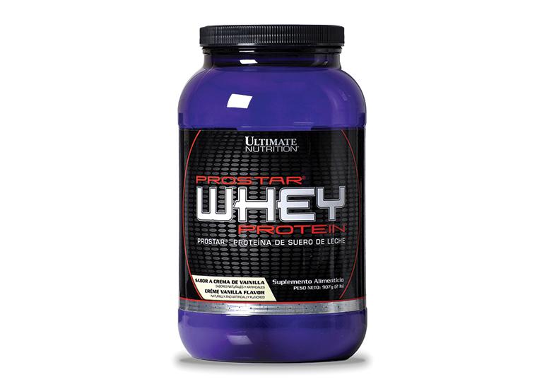 Prostar whey protein vainilla creme
