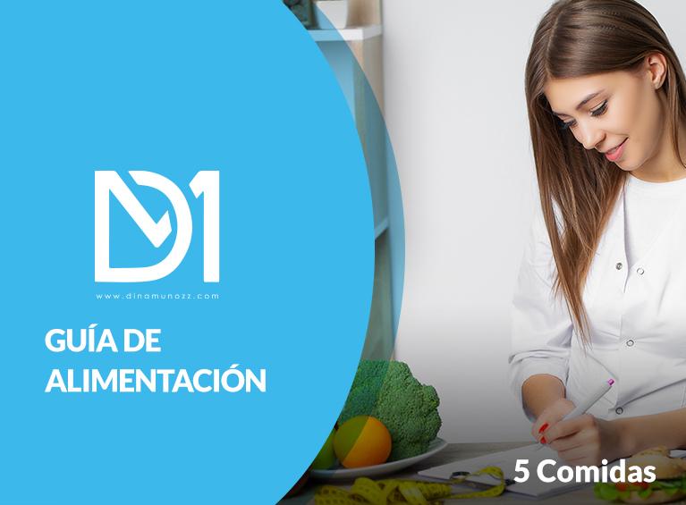 Guía de Alimentación con Dina Muñoz