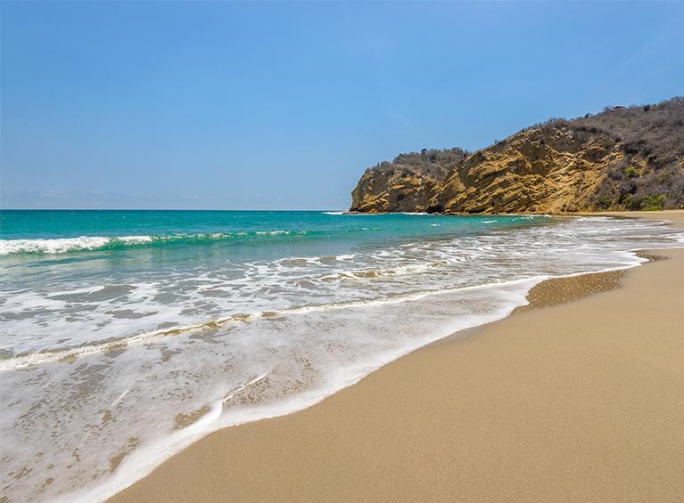 Descubriendo la costa ecuatoriana