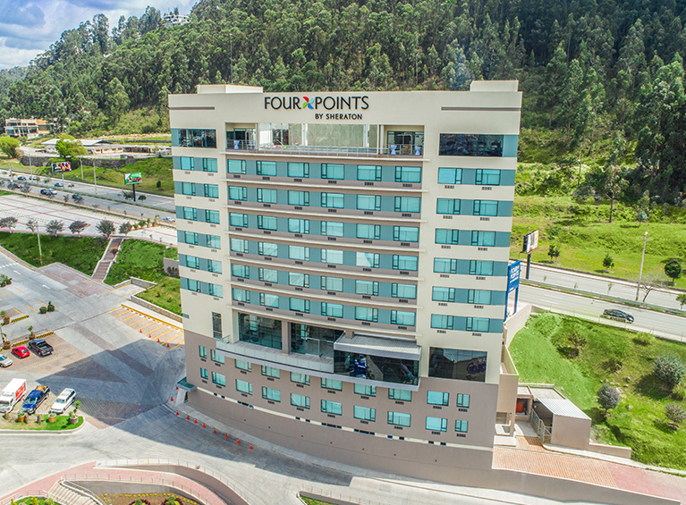 Four Point by Sheraton Pareja