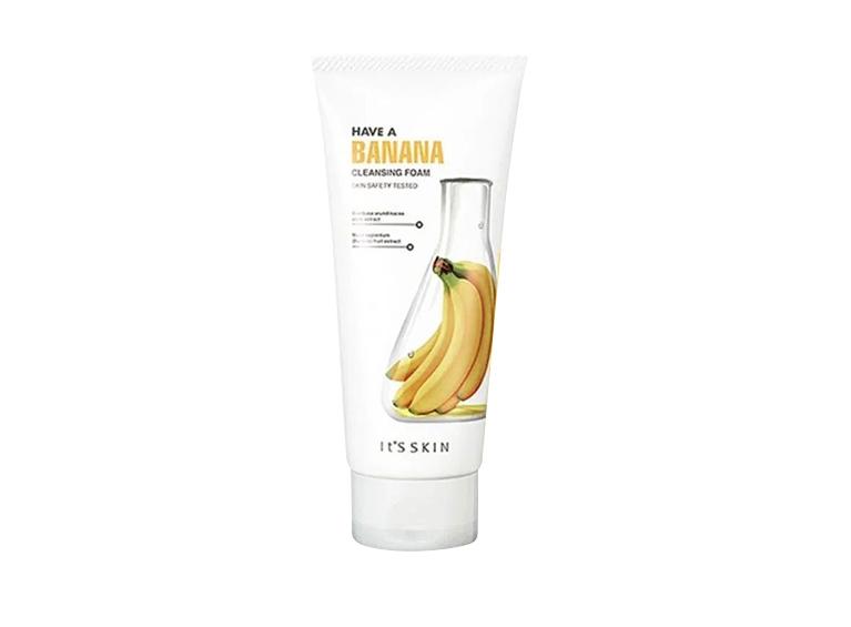 Cleansing Foam banana
