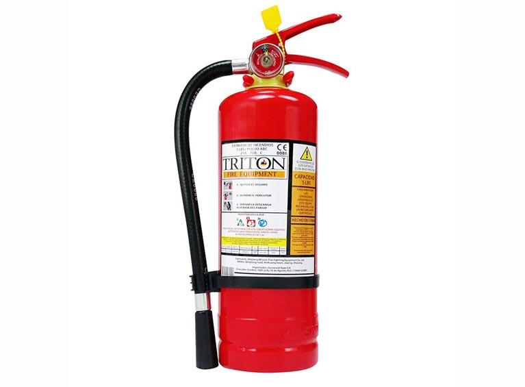 Extintor PQS