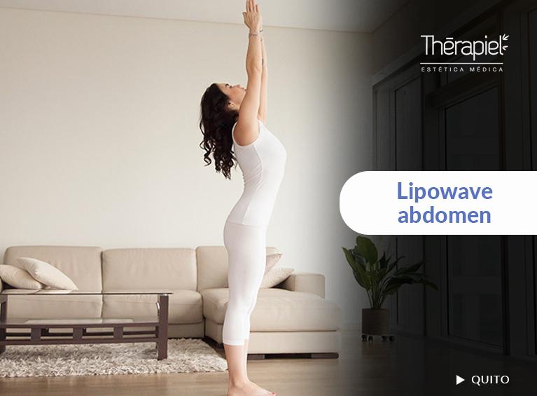 Lipowave abdomen