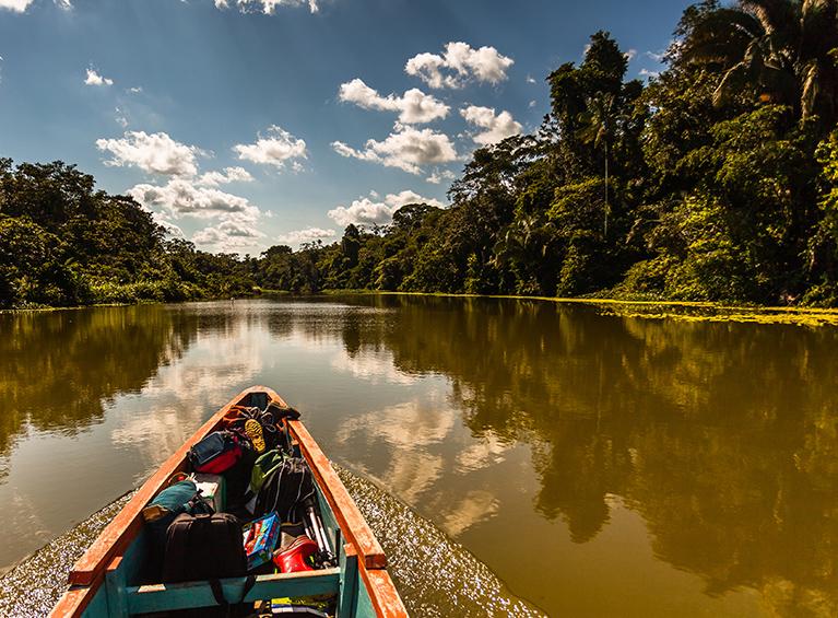 Descubriendo la Amazonía Ecuatoriana