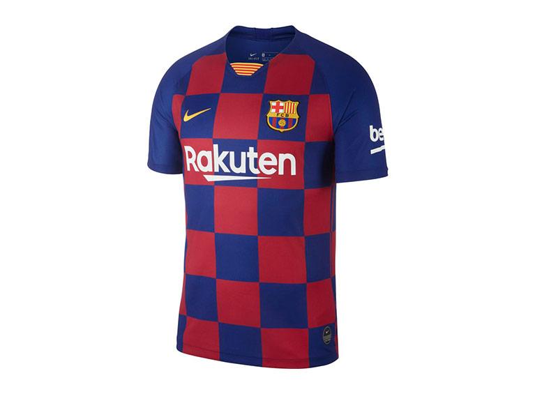 Camiseta Stadium Home del FC Barcelona