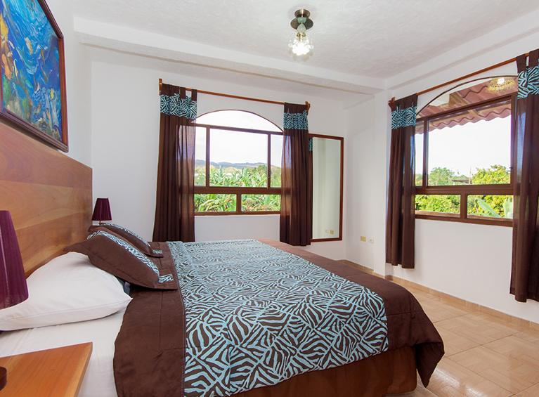 Twin hotel Galápagos Pareja