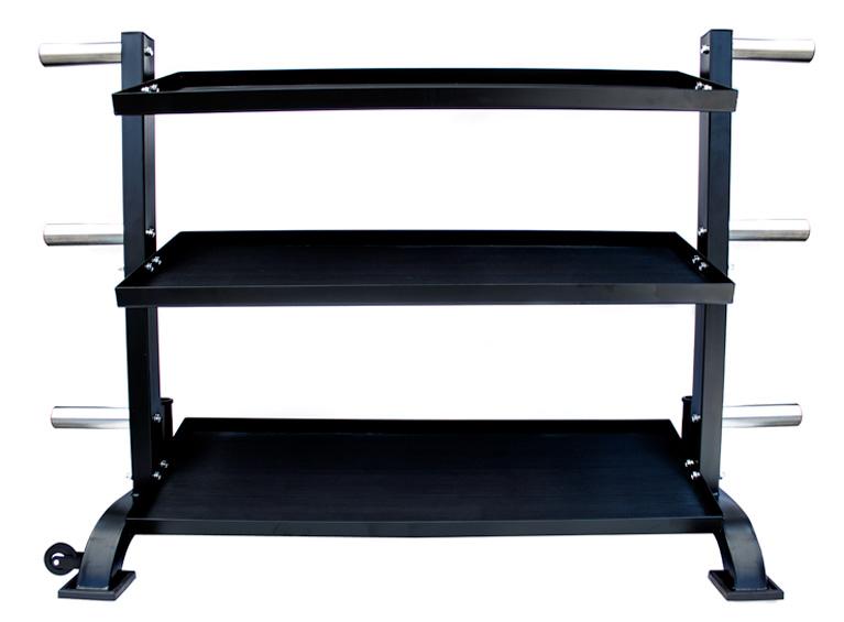 Rack estante para pesas