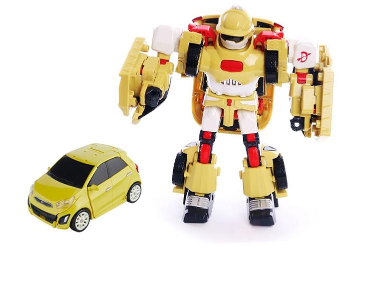 Robot Tobot My Talking Friend D
