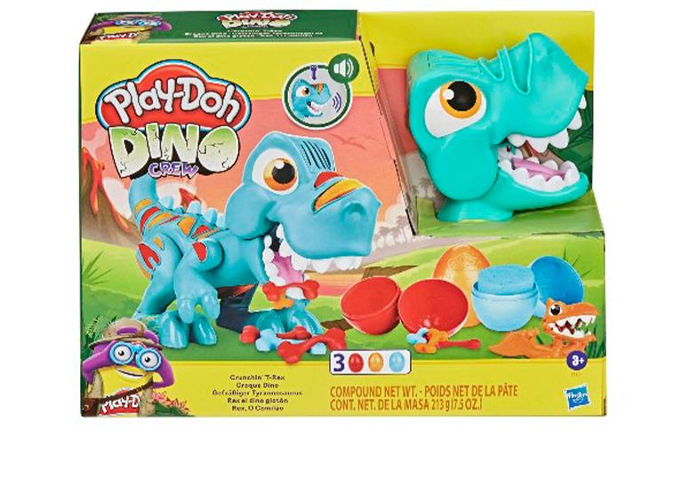 Play Doh Crunchin' T-Rex