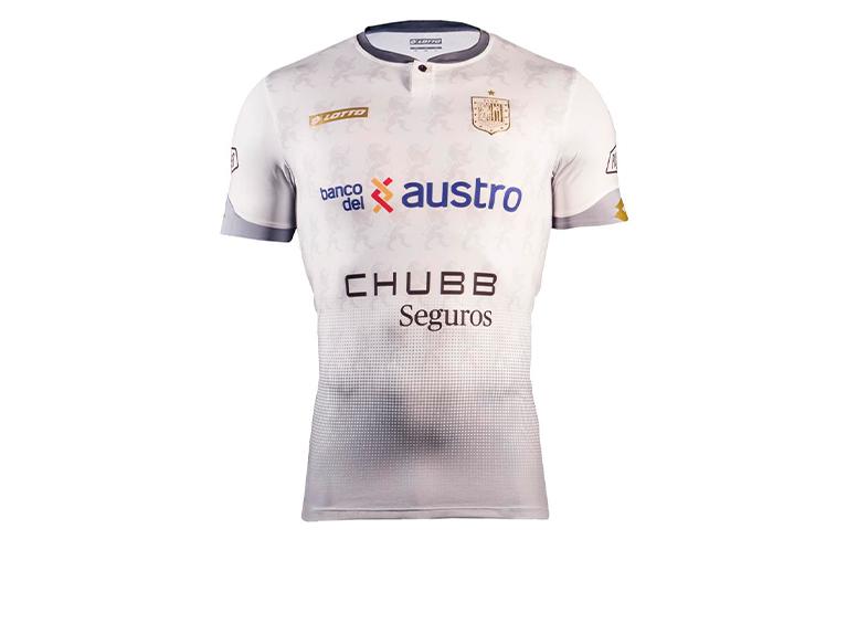 Camiseta Alterna Club Cuenca