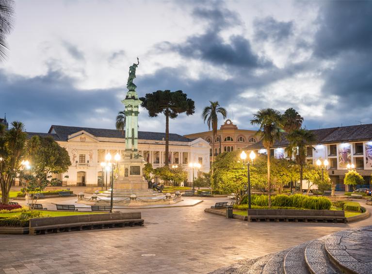 Visita especial a Quito