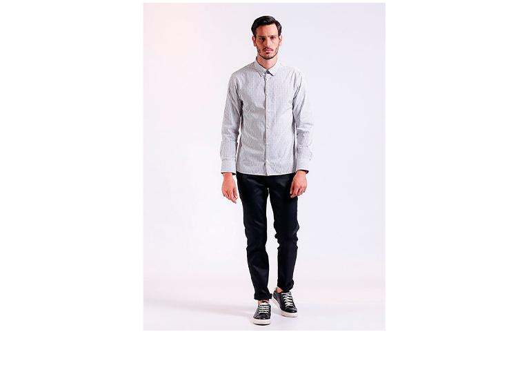 Camisa Premium Stripes