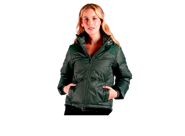 Chaqueta Quilted