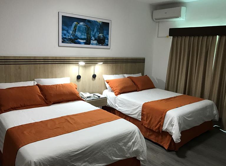 Hotel Mar Azul Familia